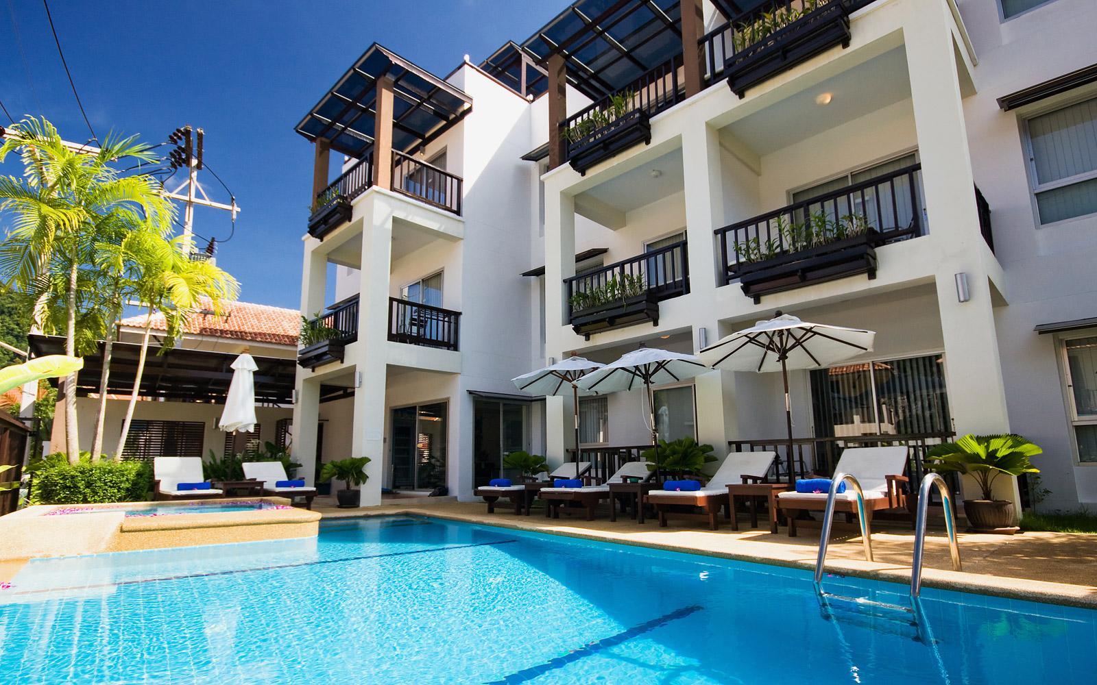 Booking En@krabi Apartment.com